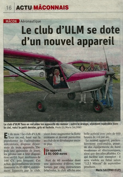 Article G1 JSL 17 juin 2019